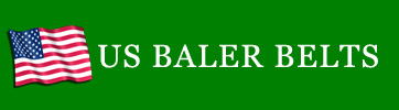 US Baler Belts